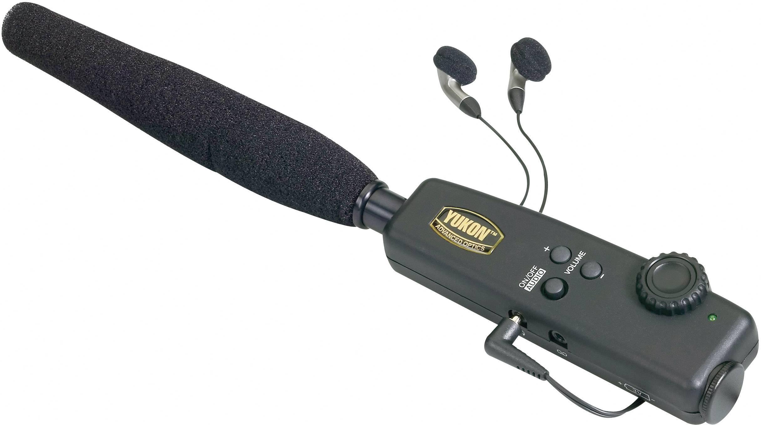 Smerový mikrofón Yukon