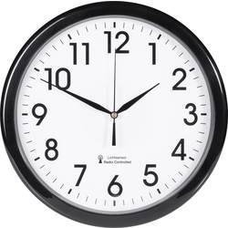 Nástenné podsvietené DCF hodiny so súmrakovým čidlom EUROTIME, 30 cm