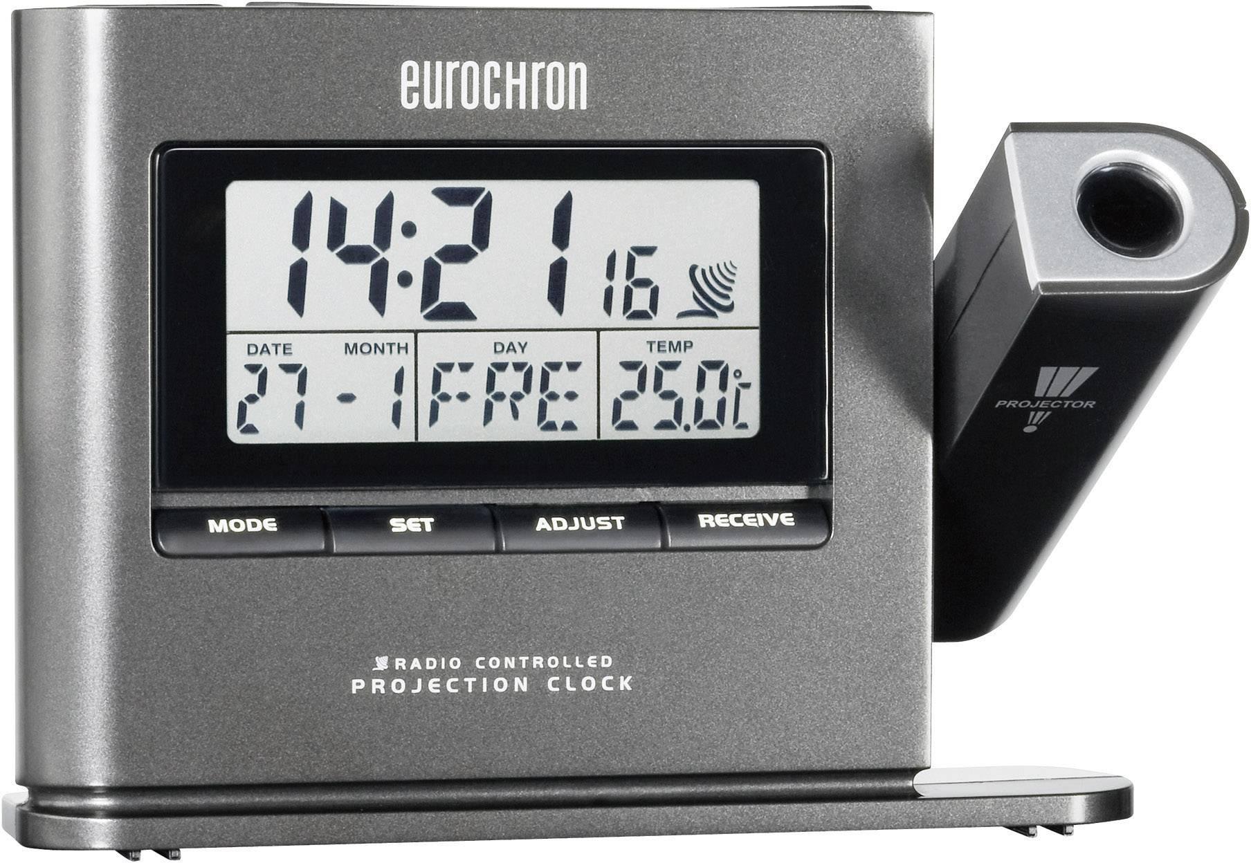 Projekčné DCF hodiny Eurochron EFP 3000