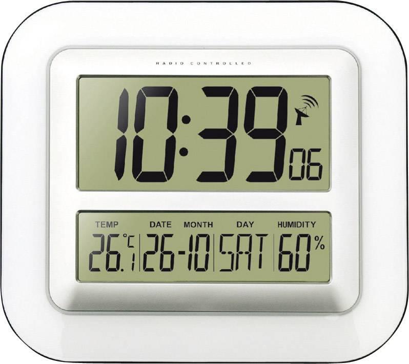 Digitálne nástenné DCF hodiny Techno Line WS 8006