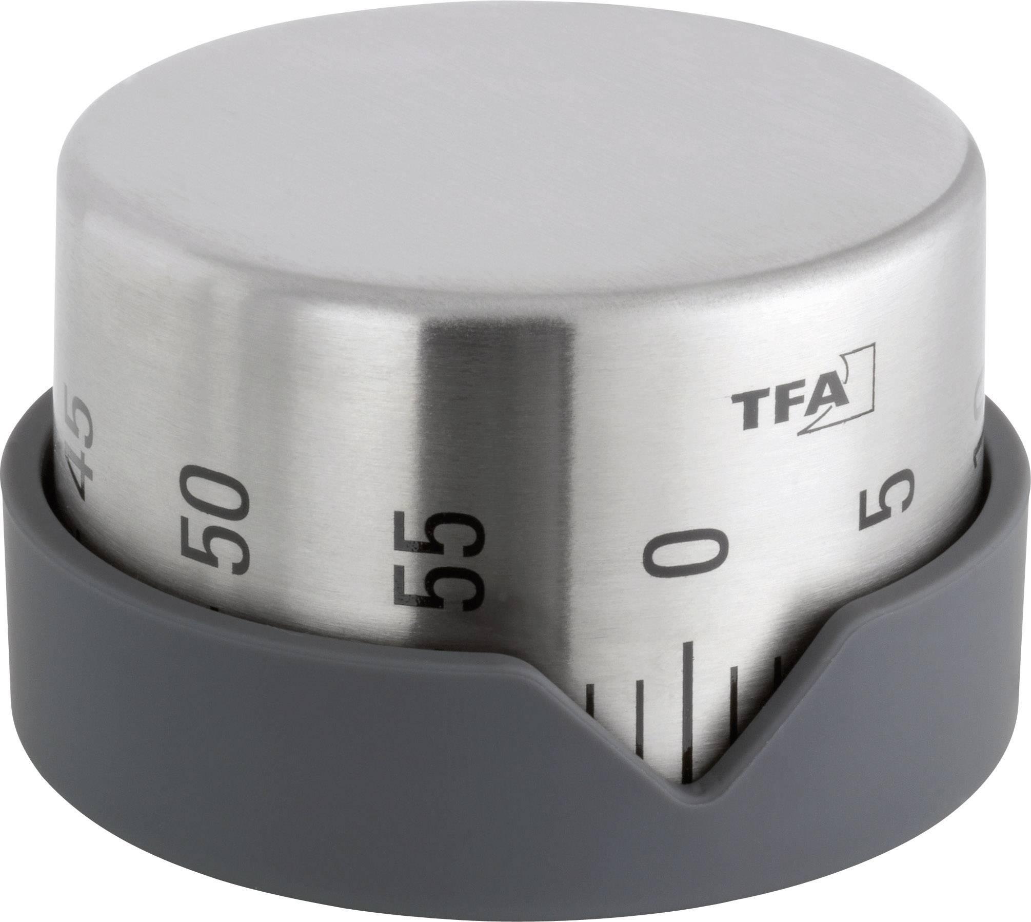 Kuchyňská minutka TFA, 38.1027.10, 70 x 43 mm