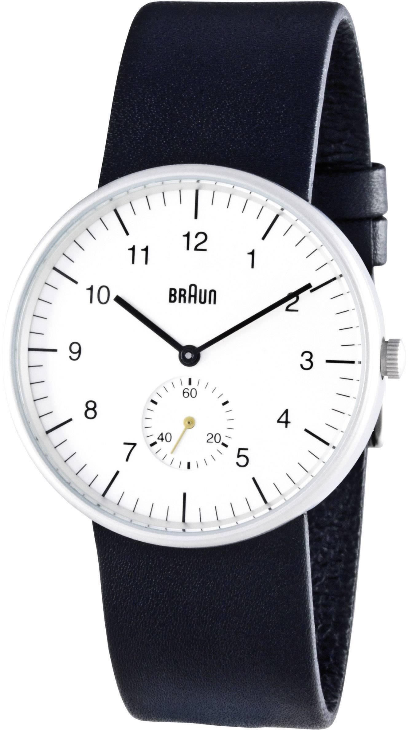 Náramkové hodinky Braun BN0024WHBKG