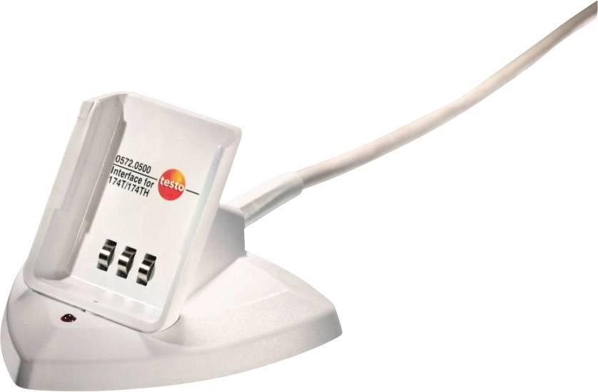 USB rozhraní Testo 174D, vhodný pro Testo 0572 1560, Testo 0572 0561, Testo 0572 6560, Testo 0572 0566