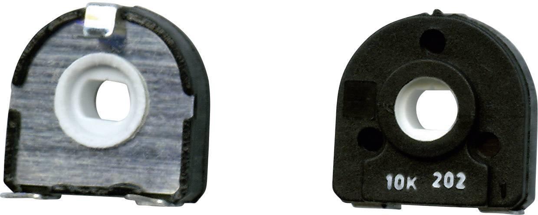 Uhlíkový trimr TT Electro, 1541023, 5 kΩ, 0,25 W, ± 20 %