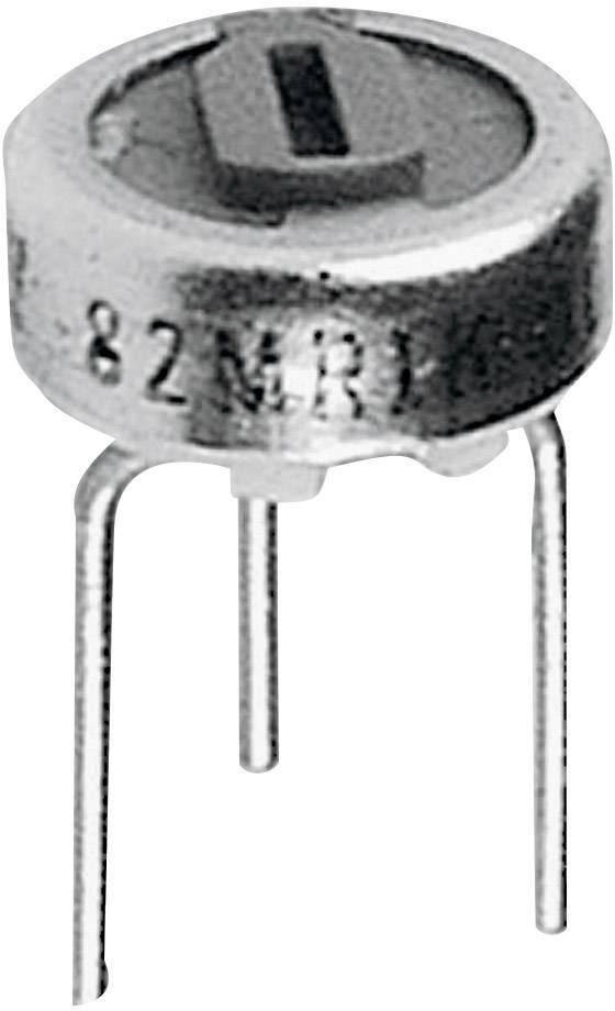 Cermetový trimer TT Electronics AB 2046000030, lineárny, 50 Ohm, 0.5 W, 1 ks
