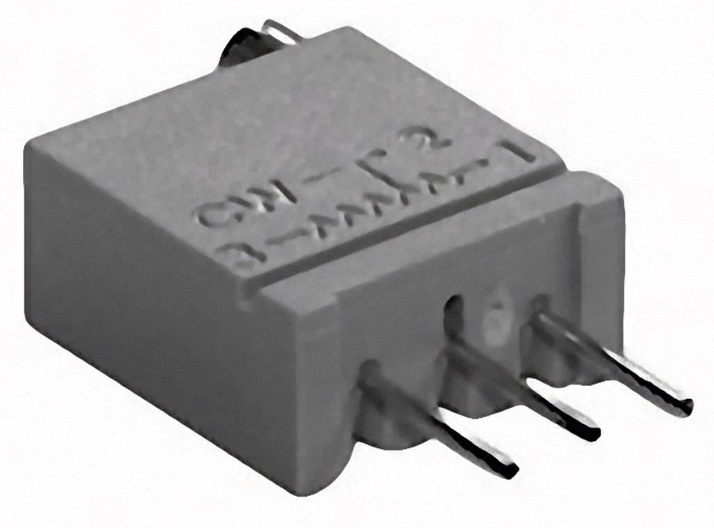 Cermetový trimer TT Electronics AB 2094312210, lineárny, 25 kOhm, 0.5 W, 1 ks