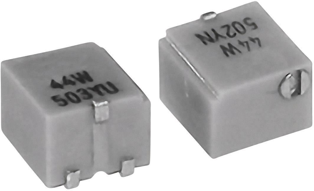 Cermetový trimer TT Electronics AB 2800722655, lineárny, 500 kOhm, 0.25 W, 1 ks