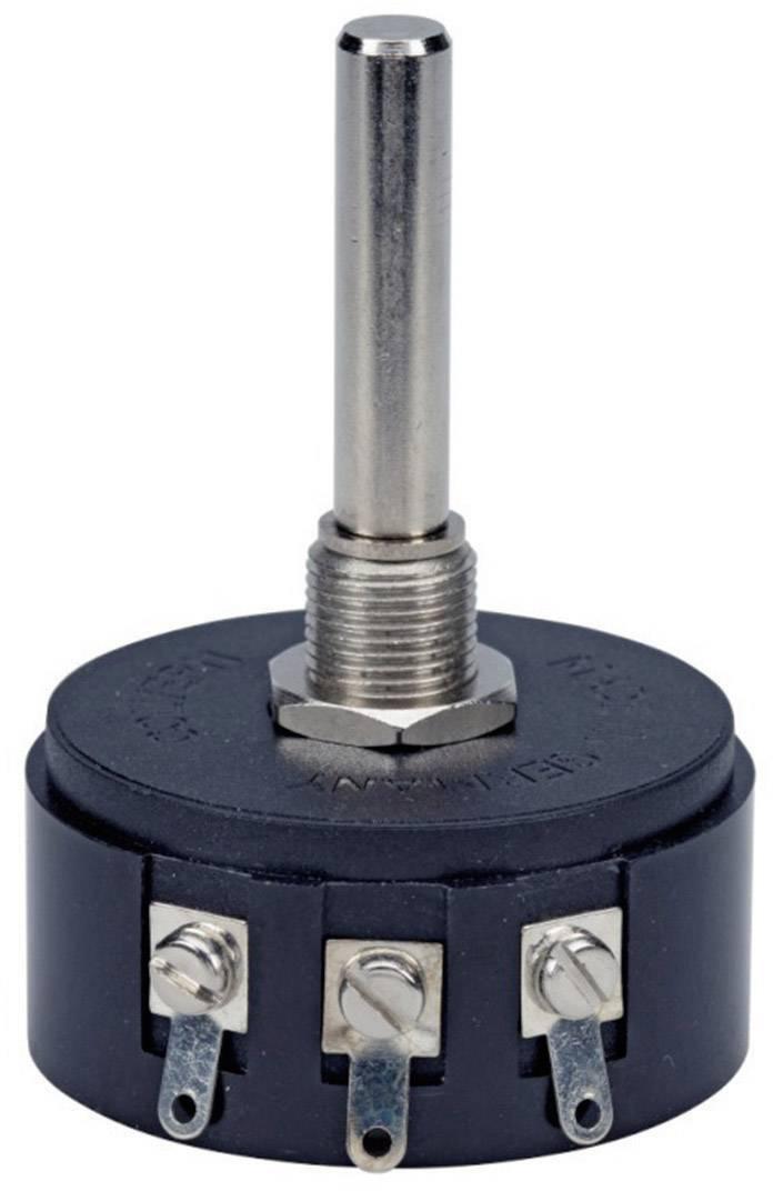 Drôtový potenciometer mono TT Electronics AB 3104001280 3104001280, 3 W, 25 kOhm, 1 ks