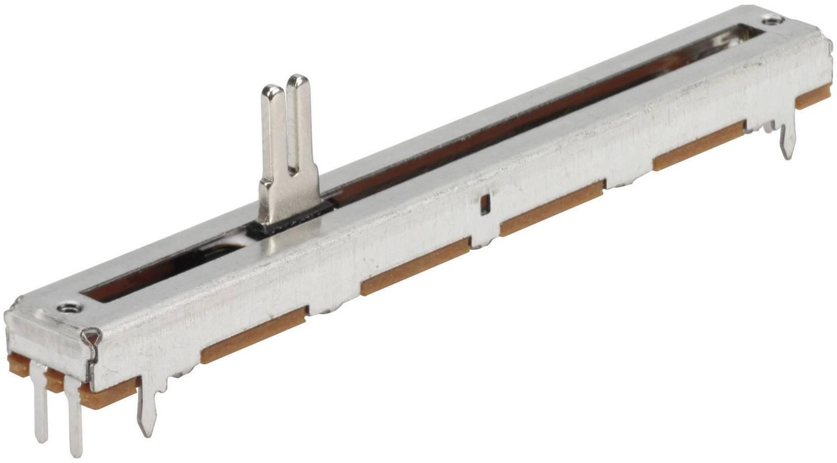 Potenciometr posuvný TT Electro, 4111103545, 10 kΩ, 0,2 W