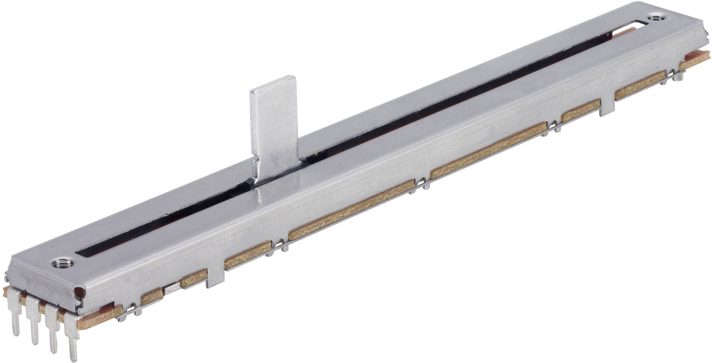 Potenciometr posuvný TT Electro, 4111904960, 50 kΩ, 0,25 W
