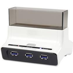 Dokovacia stanica pre pevný disk Renkforce rf-docking-04 RF-2028159, USB 3.0, s USB hubom