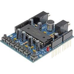 Stavebnice Velleman Audio Shield KA02 pro Arduino