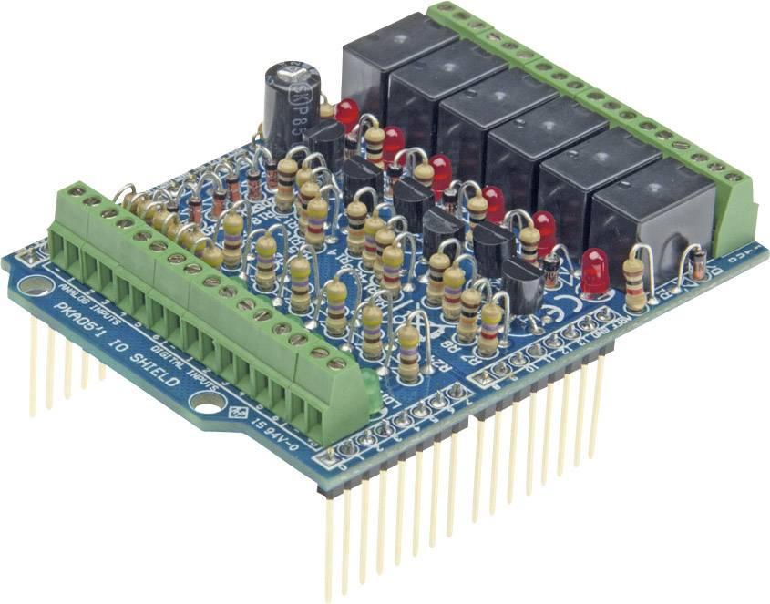 Modul Arduino UNO Velleman KA05 I/O Shield KA05, skrutkové