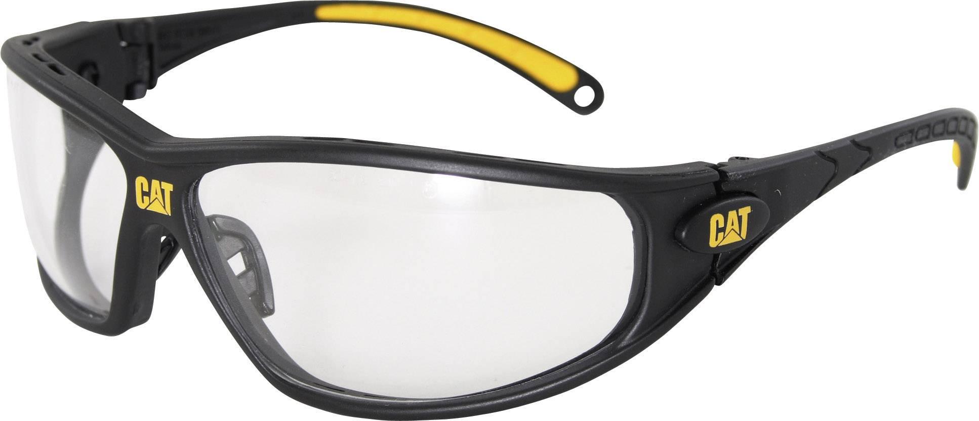 Ochranné brýle CAT Tread 100, transparentní