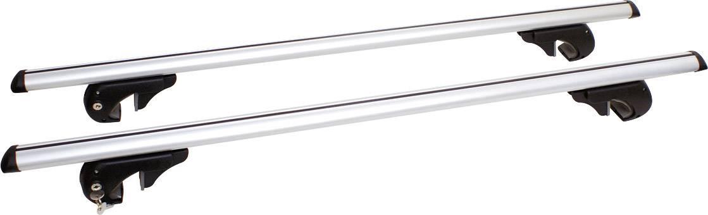 Střešní nosič Eufab Snepp Alu, (d x š x v) 1190 x 27 x 64 mm