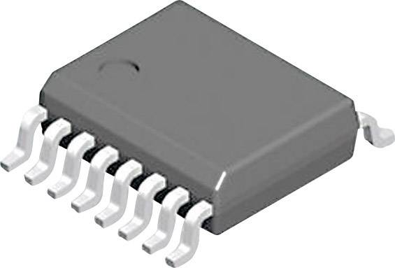 PMIC kontrolér PoE (Power Over Ethernet)  Linear Technology LTC4267CGN#PBF, SSOP-16