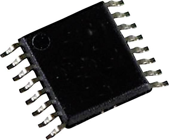 PMIC LED radič Linear Technology LT3474EFE#PBF, TSSOP-16