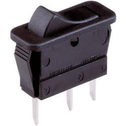 Kolískový spínač bez aretácie Arcolectric C 1511 VB AAA, 250 V/AC, 16 A, 1x zap/(zap), 1 ks