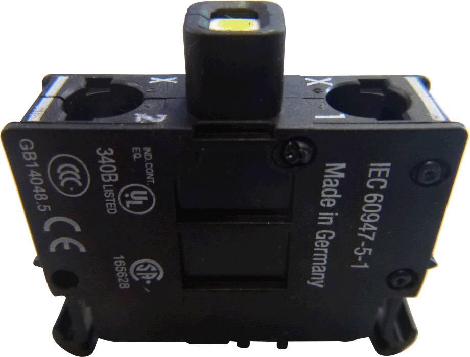 LED element Eaton M22-LEDC230-W 216566, biela 264 V/AC