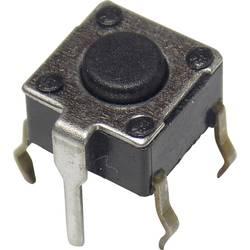 Mikrotlačítko do DPS Apem, PHAP3302, 12 V/DC, 0,05 A, vyp./(zap.)