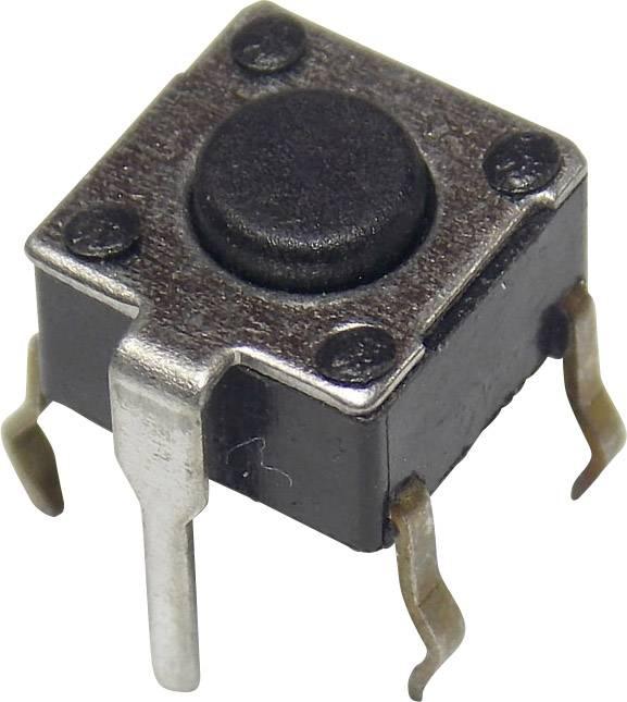 Tlačidlo APEM PHAP3302B, 12 V/DC, 0.05 A, 1 ks