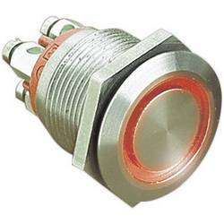 Tlačítko antivandal Bulgin MPI002/TERM/RD 24 V/DC 0.05 A 1 ks
