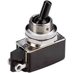Páčkový přepínač Marquardt 0100.1201, 250 V/AC, 2 A, 1x vyp/zap, 1 ks