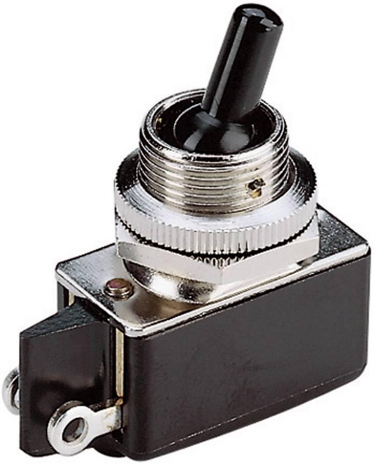 Pákový spínač Marquardt 0100.1201, 250 V/AC, 2 A, 1 ks