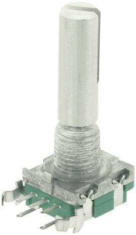 Enkodér ALPS STEC11B01, 5 V/DC, 0.01 A, 360 °, 1 ks
