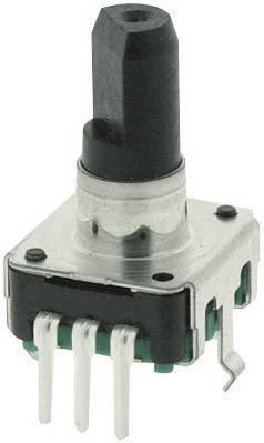 Rotační enkodér Alps, STEC12E08, 5 V/DC, 0,001 A