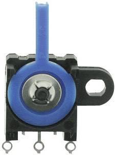 Detektorový spínač otočná kľučka ALPS SSCF210300, spájkovaný konektor, 12 V/DC, 1 ks