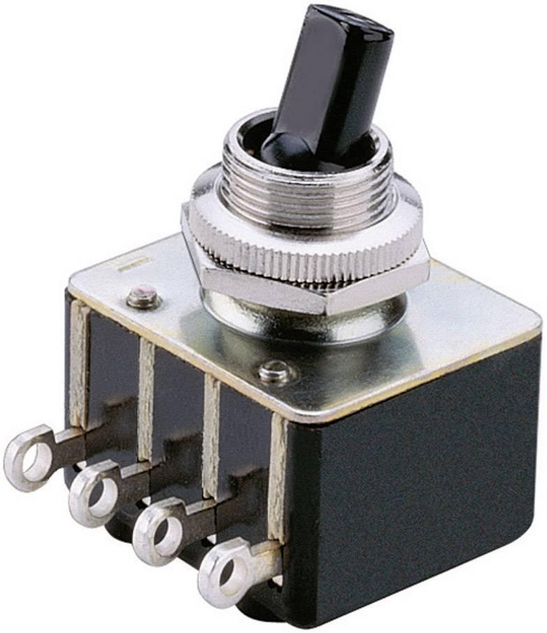 Pákový spínač Marquardt 0132.0101, 250 V/AC, 2 A, 1 ks