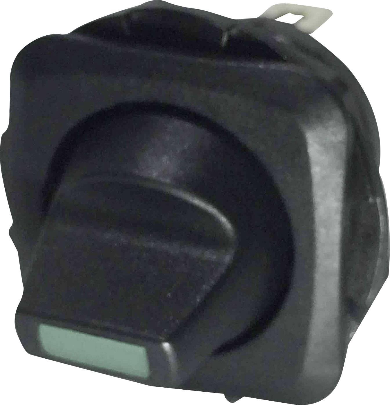 Kolískový spínač s aretáciou SCI R13-135LP-02, 250 V/AC, 10 A