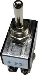 Pákový spínač SCI R13-28F-06, 250 V/AC, 10 A, 1 ks