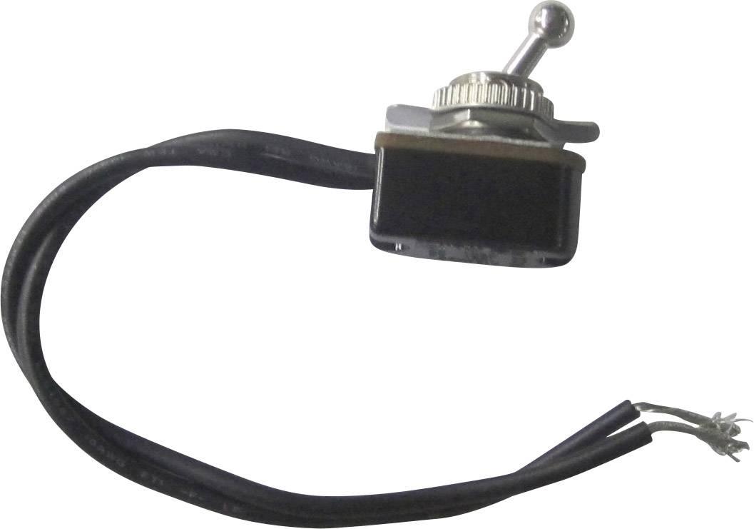 Pákový spínač SCI R13-36A2-11, 250 V/AC, 3 A, 1 ks
