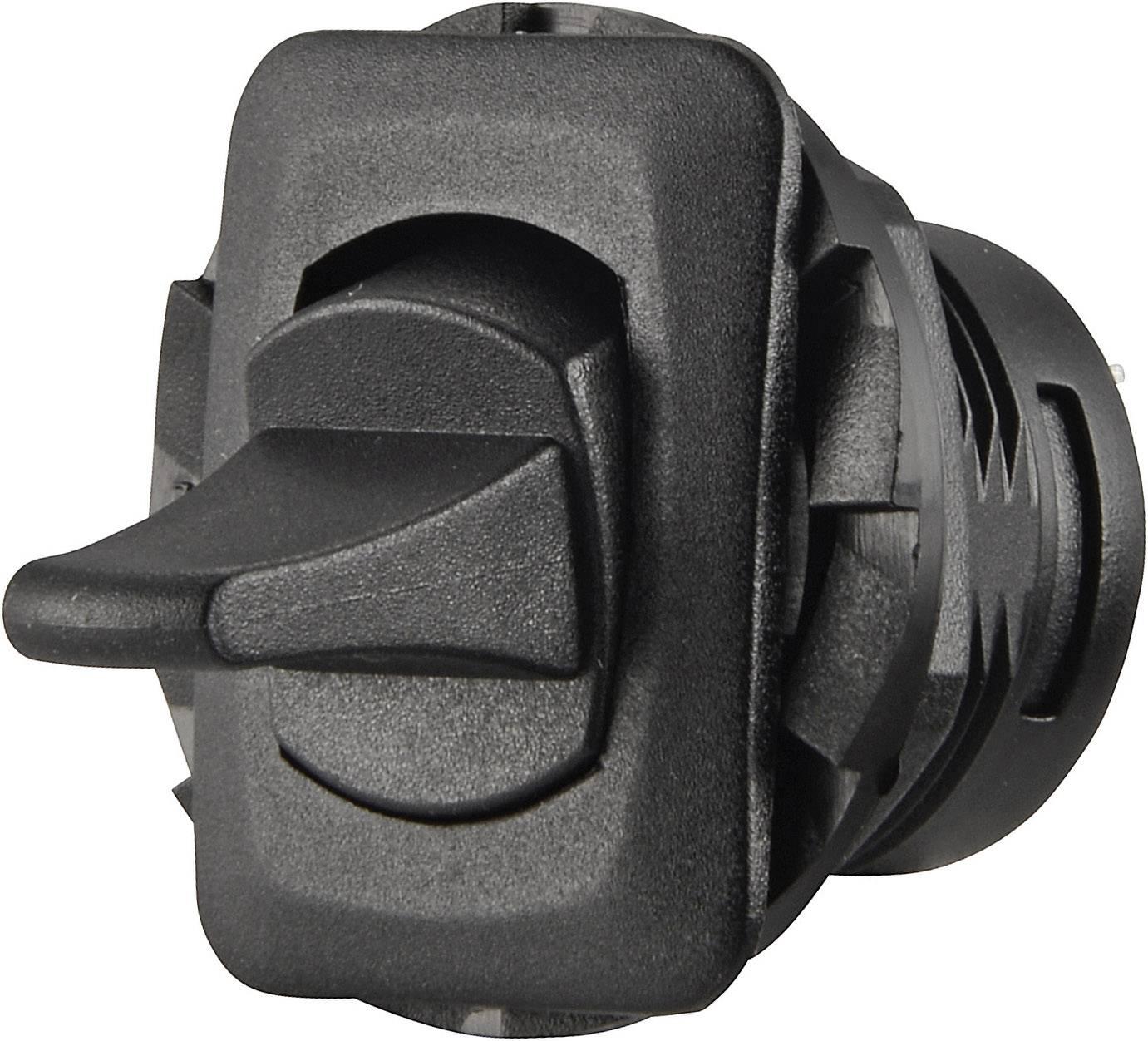 Pákový spínač SCI R13-405D-05, 250 V/AC, 6 A, 1 ks