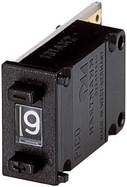 Dvoutlačítkový kódovací spínač Hartmann, PICO-DE-111AL2, 40 V DC/AC