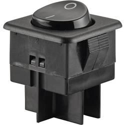 Kolébkový spínač s aretací SCI R13-104C-01, 250 V/AC, 10 A