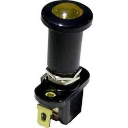 Vypínač do auta TRU COMPONENTS TC-A3-7, 12 V/DC, 10 A, s aretací, 1 ks
