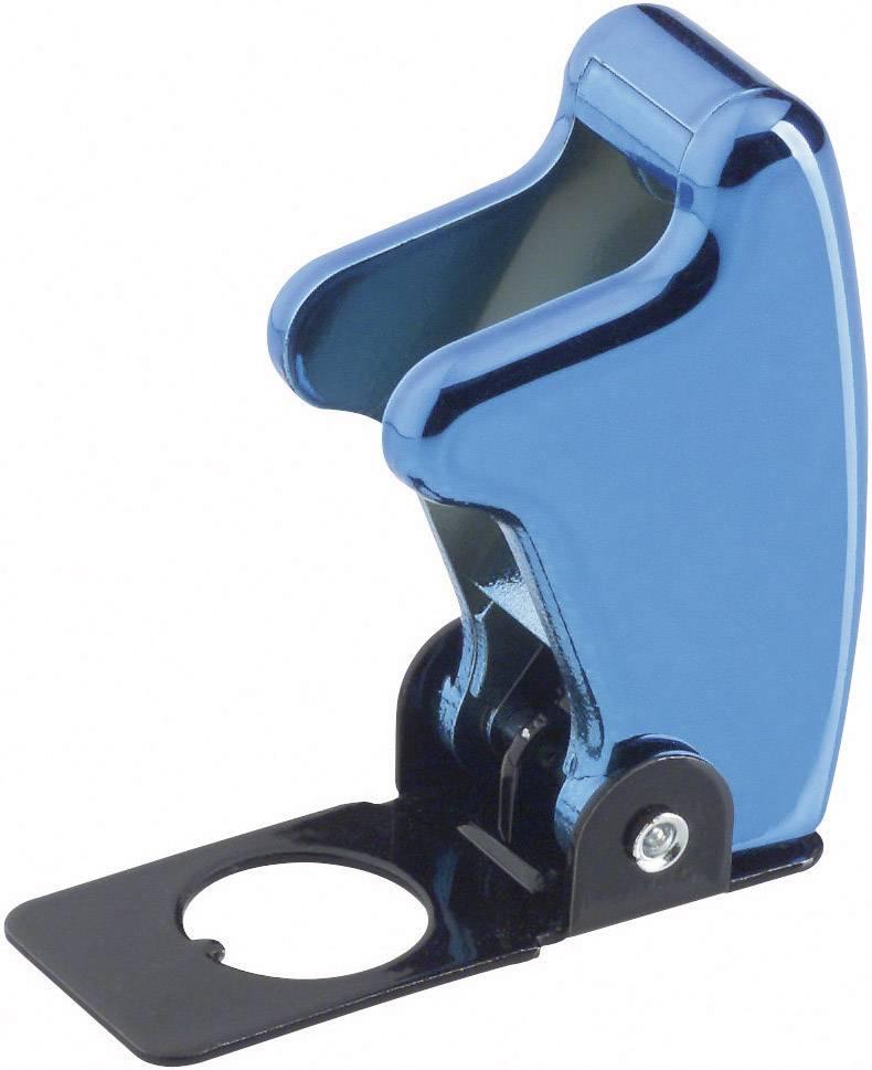 Bezpečnostní kryt TRU COMPONENTS TC-R17-10 BLUE, modrá, 1 ks