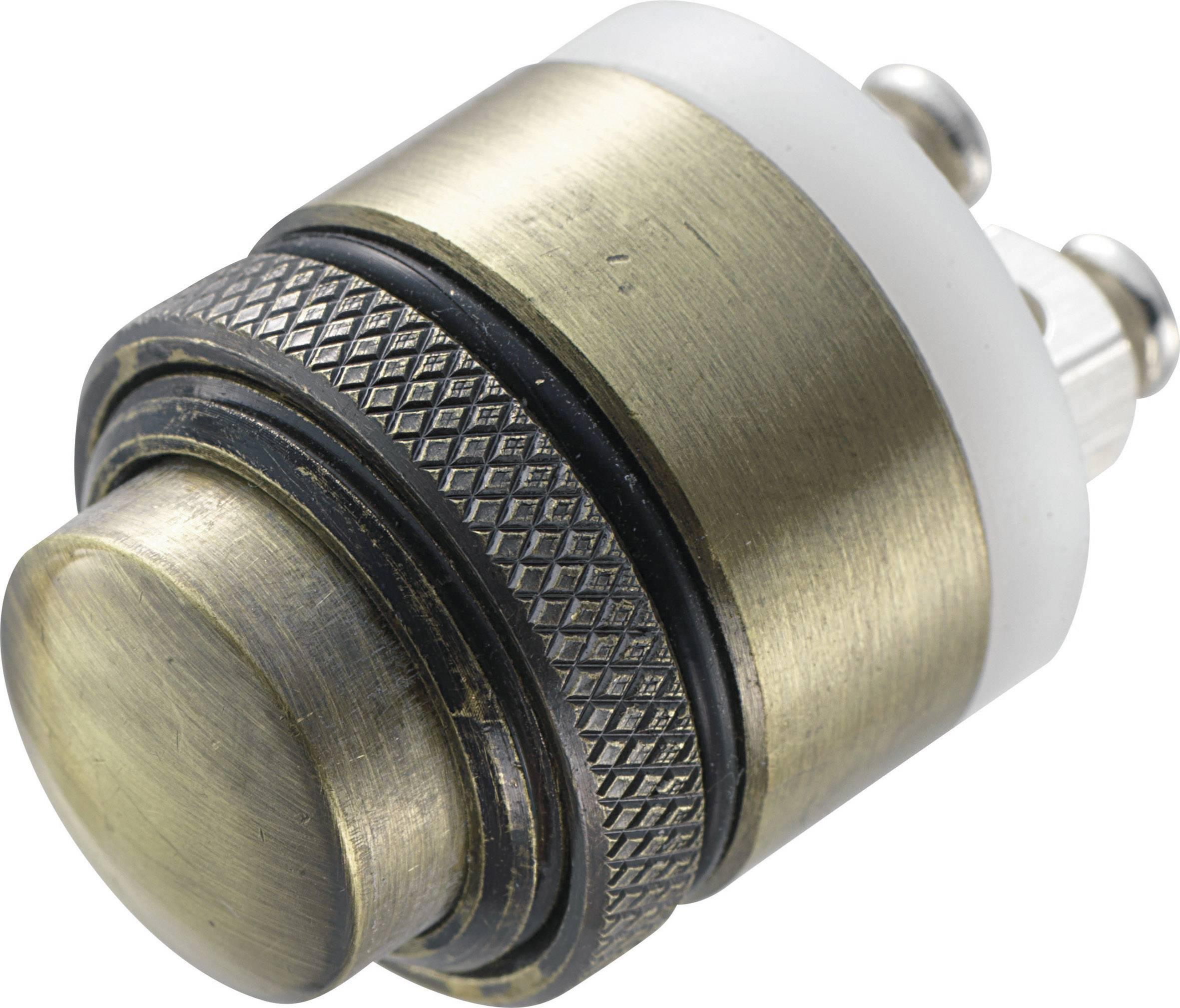 Zvonkové tlačítko 16 mm