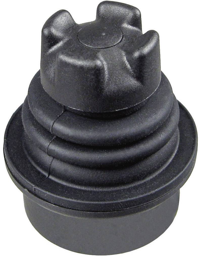 Joystick tlačidlo APEM TS-AA2S00A, kábel, otvorené konce, 5 V, IP68, 1 ks