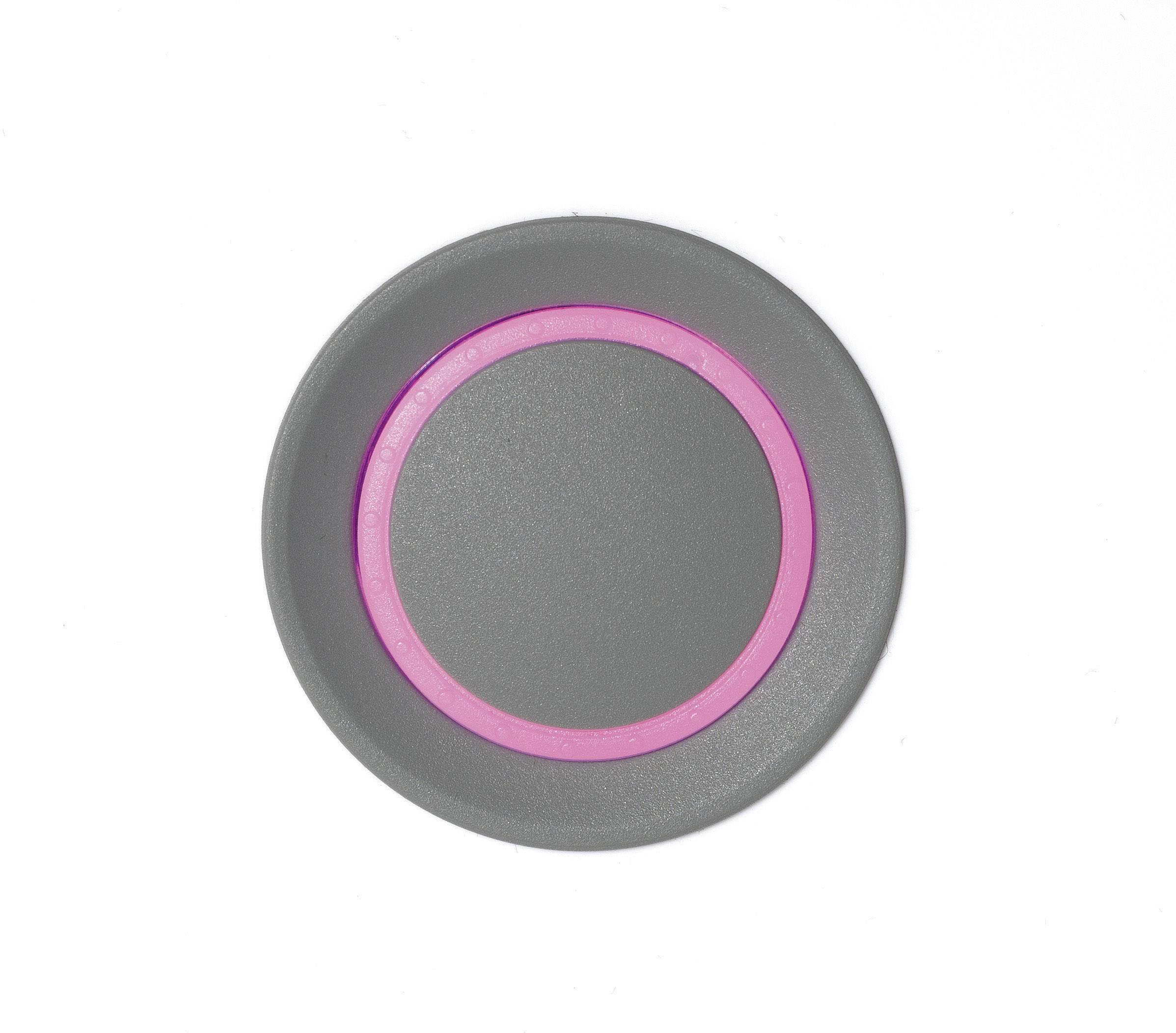 Ovládácí knoflík OKW D8733028, 6 mm, podsvícení RGB