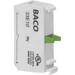 Spínacie kontaktné teleso BACO 33E10, 1 spínací, bez aretácie, 600 V, 1 ks