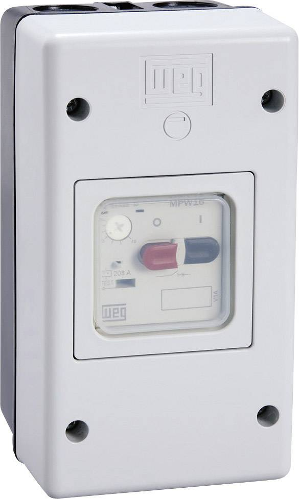 Inštalačná krabička WEG MPE66G MPE66G, (š x v x h) 92 x 167 x 83 mm, umelá hmota, svetlo sivá, 1 ks