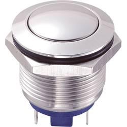 Stláčacie tlačidlo s ochranou pred vandalmi TRU COMPONENTS GQ19B-10/J/N, 36 V/DC, 2 A, 1 ks