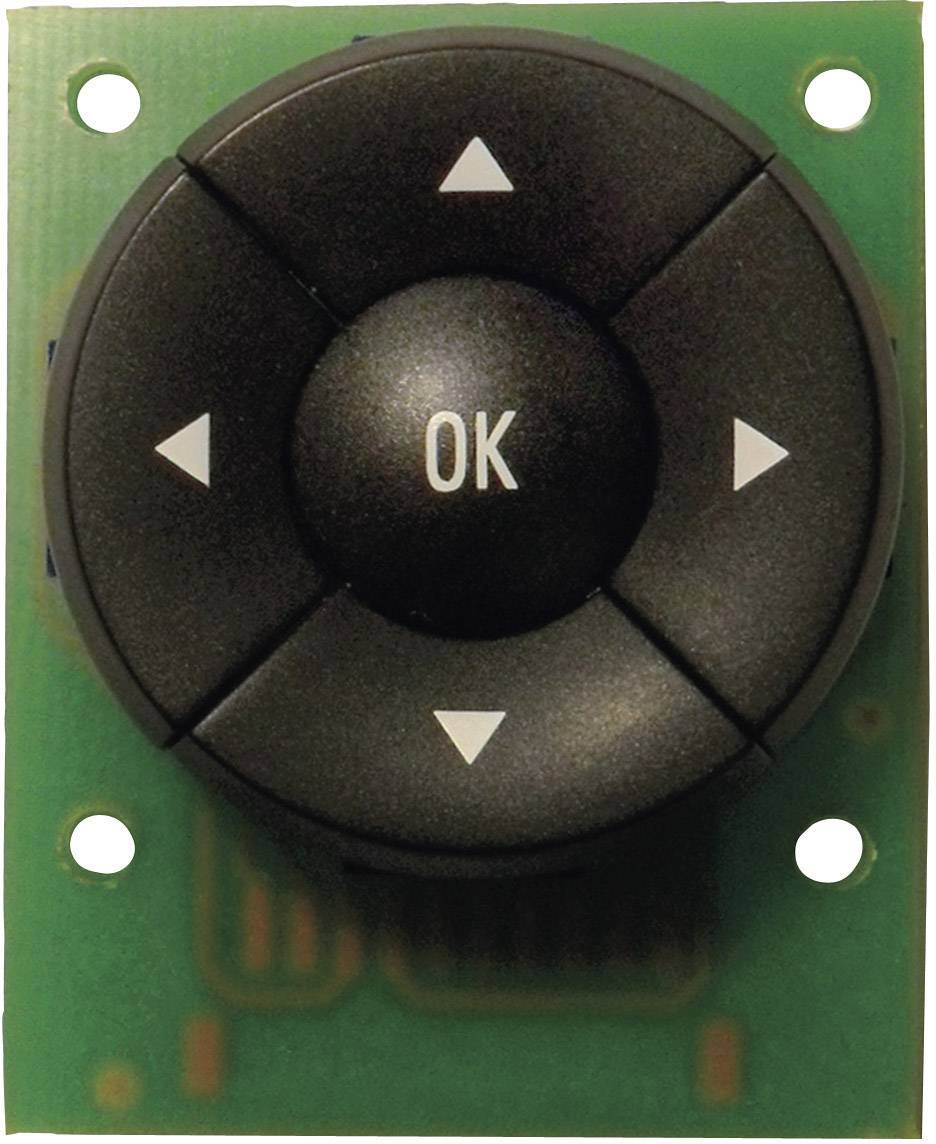 Klávesa enter MEC NAVIMEC 9509136118, 24 V/DC, 0.05 A, čierna, 1 ks