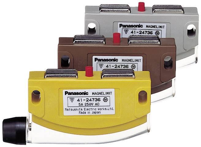 Dveřní spínač Panasonic AZC11013AJ, 250 V/AC, 5 A, zdvihátko