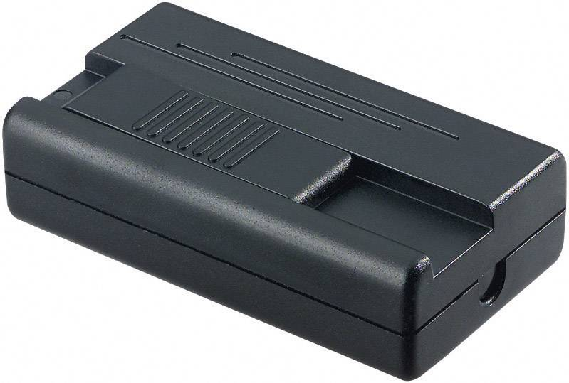 Kabelový stmívač posuvný Ehmann, 2521C0100, 230 V/AC, 20 - 400 W, černá