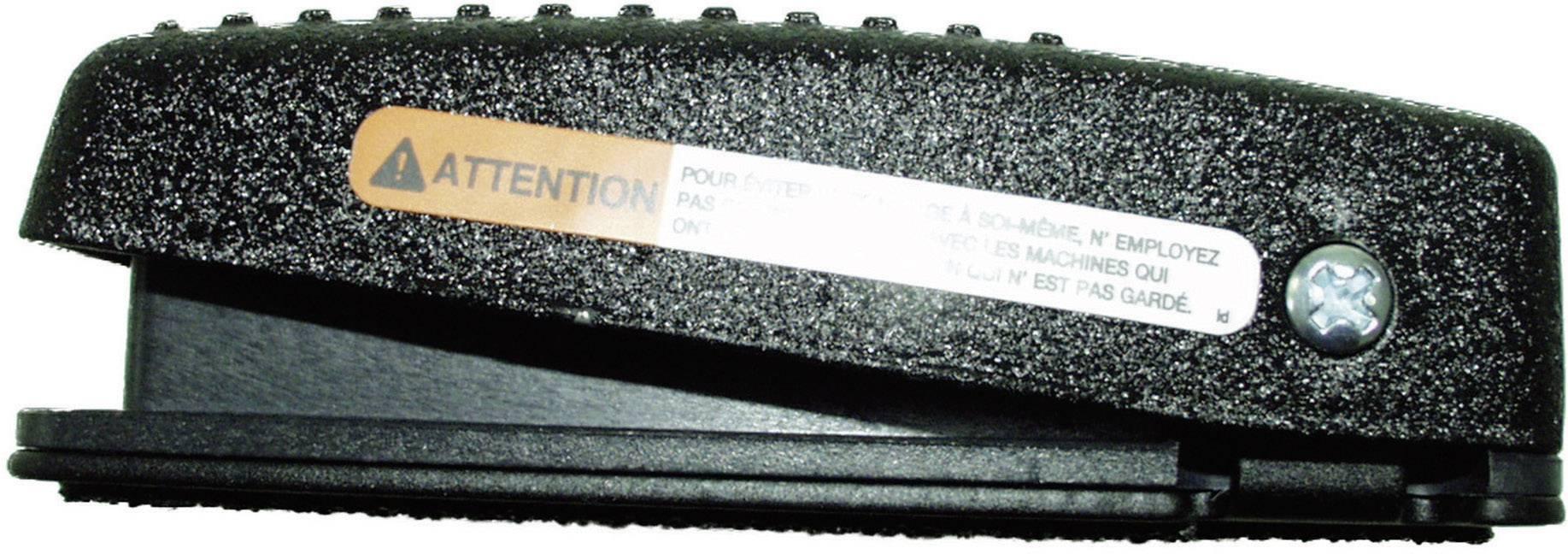 Nožné / ručné tlačidlo Honeywell LM972-S, 250 V/AC, 15 A, 1 prepínací, 1 pedál , IP20, 1 ks